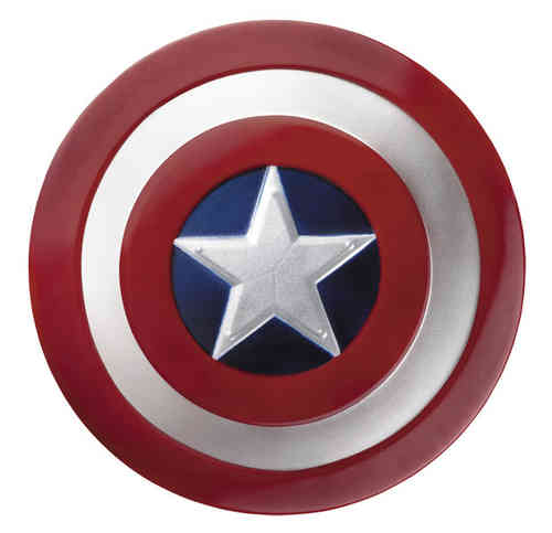 Captain America Kinder Schild