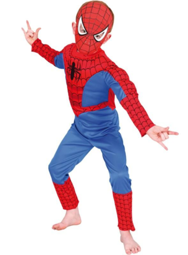 Spiderman Kostüm Kinder