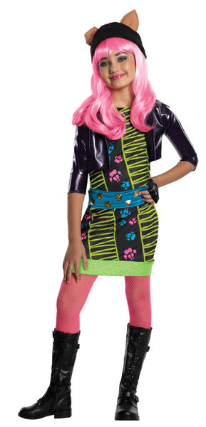 howleen kost m monster high kost m wolf. Black Bedroom Furniture Sets. Home Design Ideas