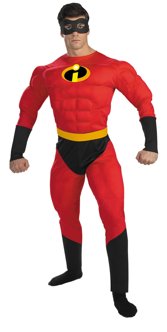 from Damian mr incredible gay