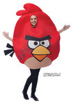 Angry Birds Kostüm - Red One