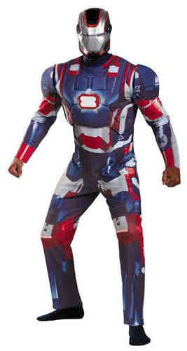 Iron Patriot Kostüm
