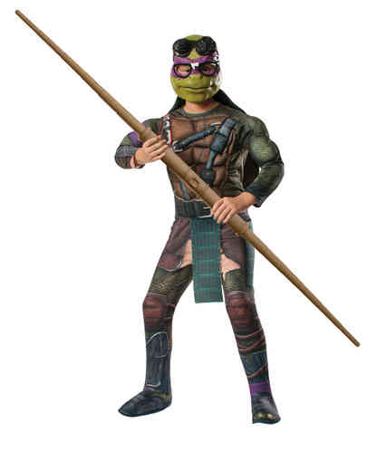 Teenage Mutant Ninja Turtles Donatello Kostüm